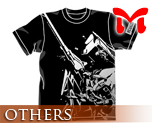 OT0435  Gundam 0083 GP03 Dendrobium T-shirt Black M