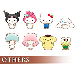 OT2540  Sanrio Characters