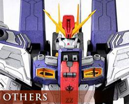 OT3118  MSZ-010 ZZ Gundam Original Color Version