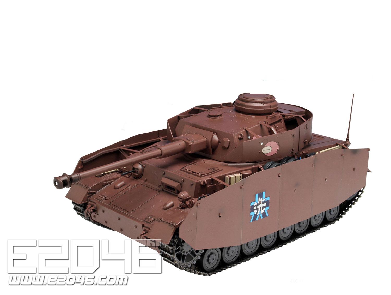 IV Tank Ausf H Finale Version
