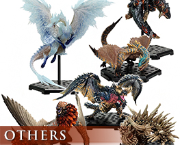 OT2553  Monster Hunter Standard Model Plus Vol. 14