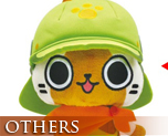 OT1585  Otomo Airou Brave Cat Plush