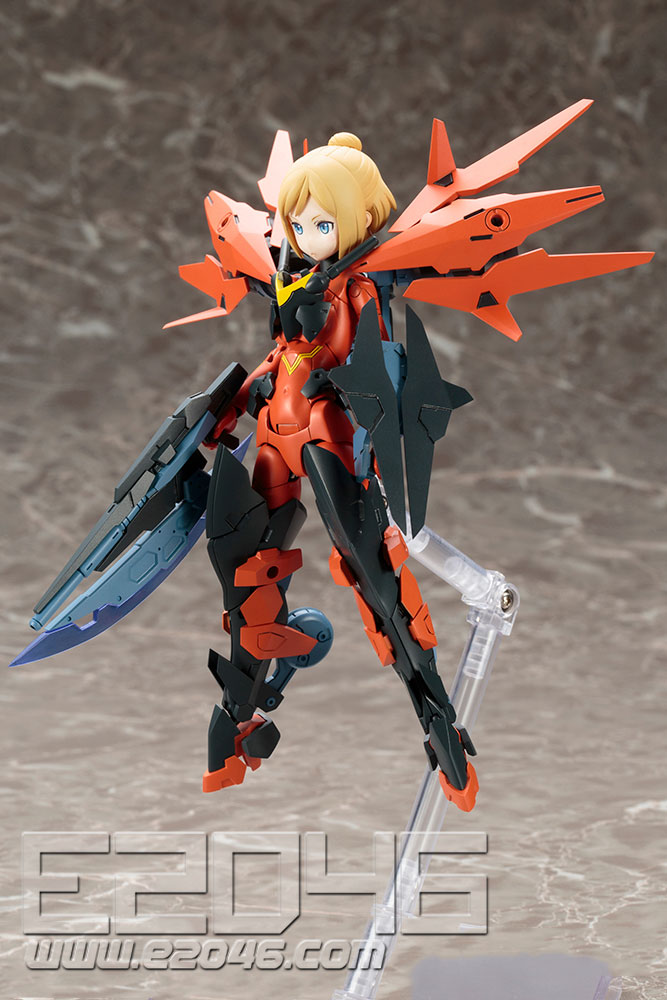 Megami Device SOL Hornet