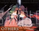 OT0937  Capcom Girls Calendar 2012