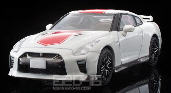 GT-R 50 週年紀念白色