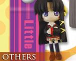 OT0023  Little Busters! Ecstasy Mascot Strap E (Yuiko and Sasami)