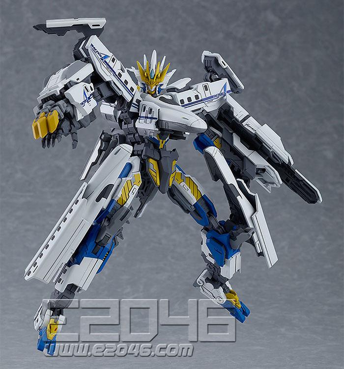 Shinkalion N700A Nozomi
