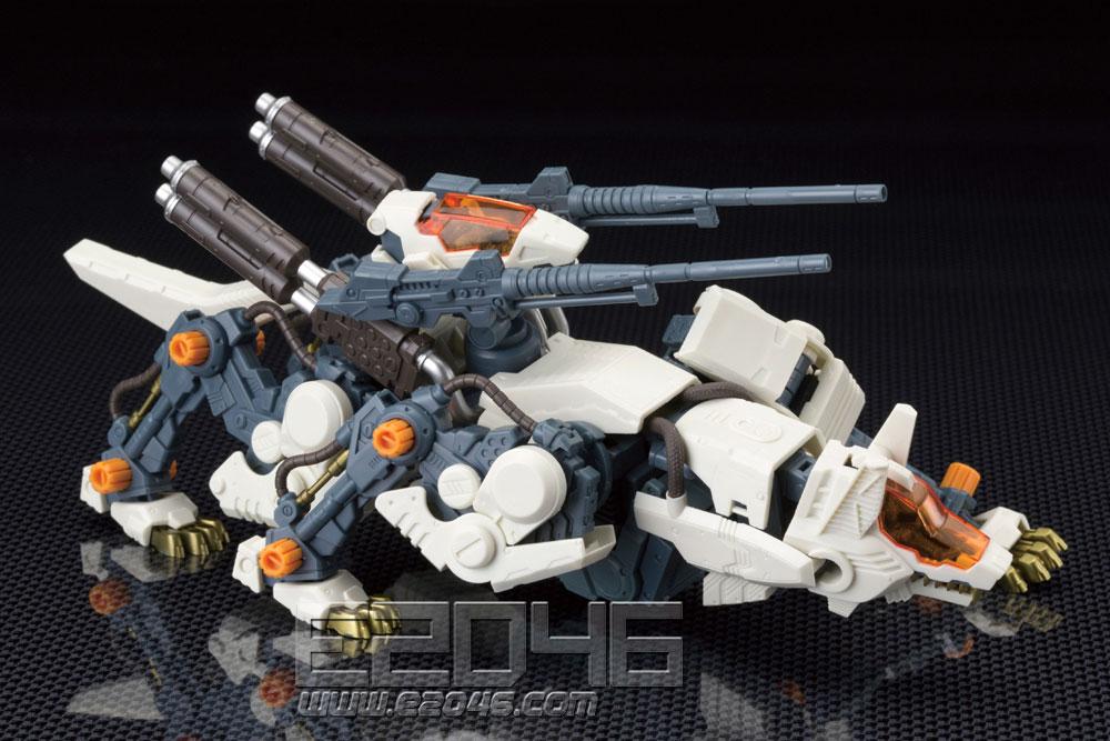 HMM RHI-3 Command Wolf