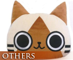 OT1042  Monster Hunter Airou Cushion