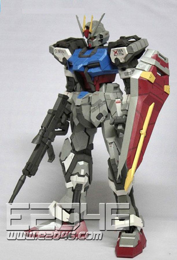 GAT-X105 Assault Gundam