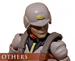 OT2802 1/18 Earth Federation Force Normal Soldier 02