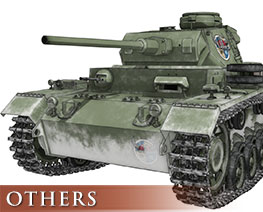 OT2479 1/72 Panzer III Ausf.J Viking Fisheries High School
