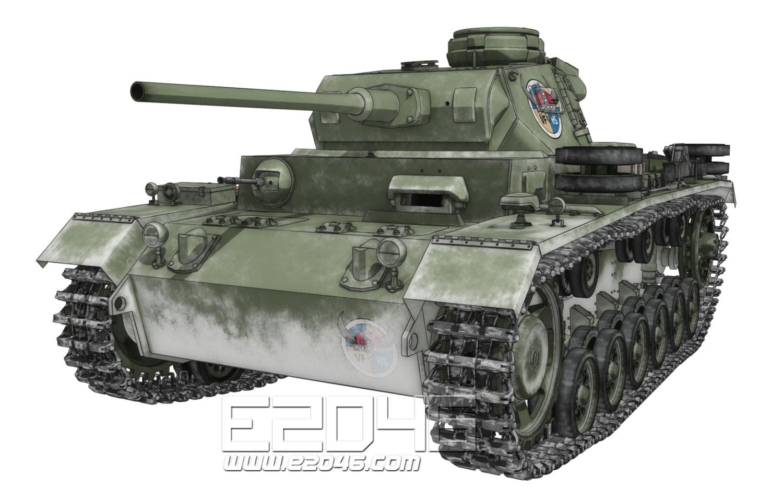 3 號戰車 J 型