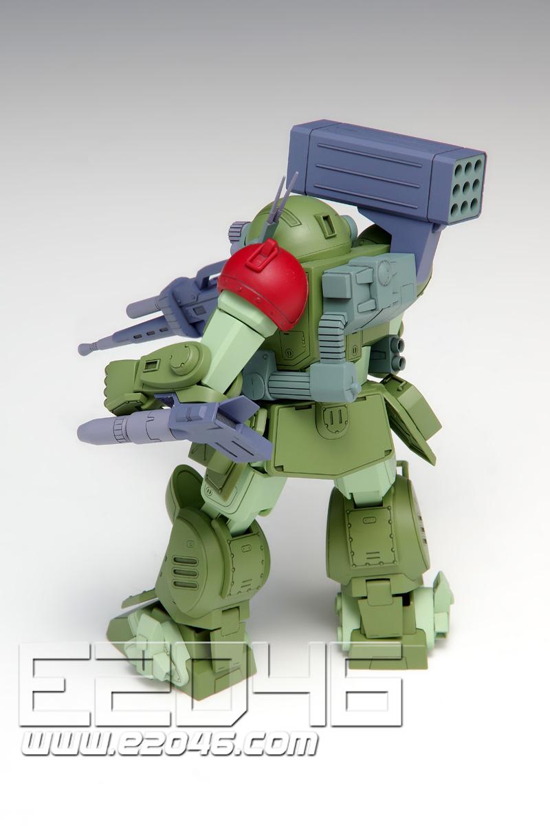 Scope Dog Red Shoulder Custom ST Version
