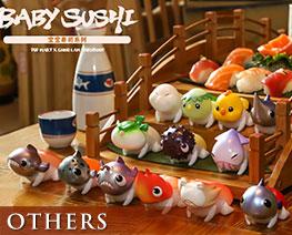 OT2252  Popmart Baby Sushi Set