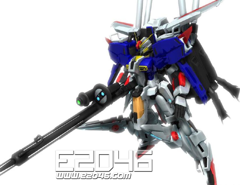 MSZ-011 EX-S GunDam
