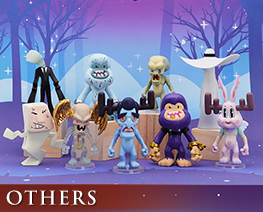 OT2599  Supernatural Creatures Series