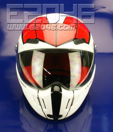超时空要塞 Skull 大队一条辉头盔