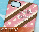 OT1297  Rebuild of Evangelion Character Jacket for iPhone5 Pink