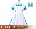 OT0685  Trantrip Alice Costume Set Lady's M