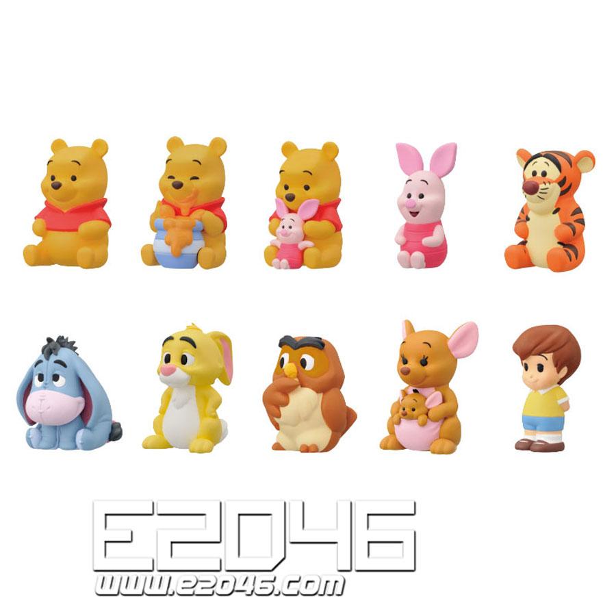 Winnie the Pooh Soft Vinyl Puppet