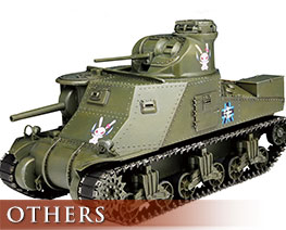 OT2333 1/35 Medium Tank M3 Finale Version
