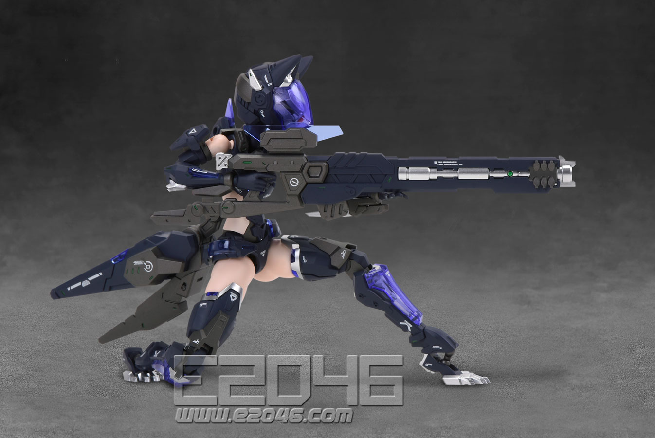 Long Range Striker Unit