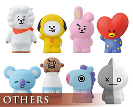 OT2425  BT21 Figure Puppet