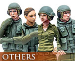 OT2207 1/35 Israel Defense Forces Tank Crew Set #1