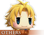 OT2147  Tidus Key Ring