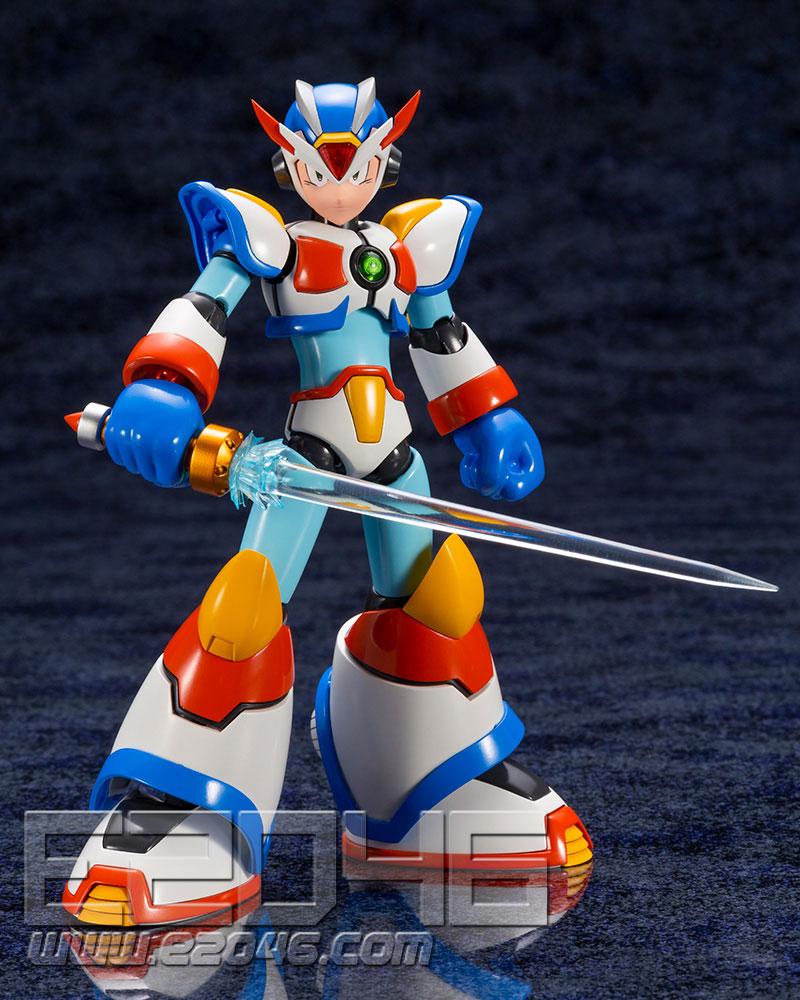 Mega Man X Max Armor