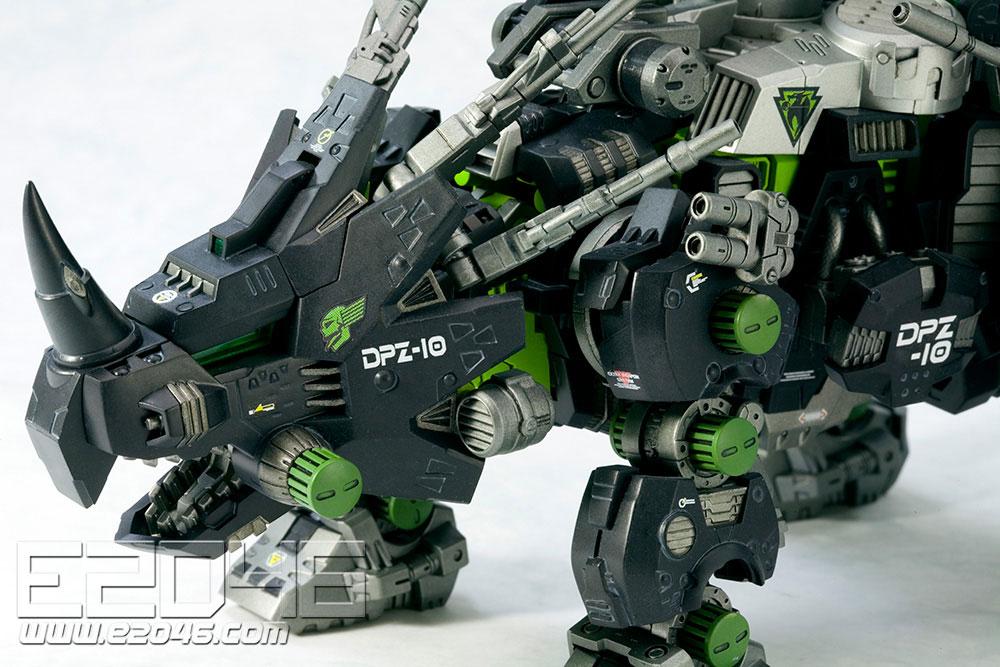 DPZ-10 Dark Horn