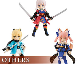 OT2288  Fate/Grand Order Desktop Army Vol. 3