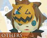 OT0066  Kingdom Hearts Avatar Mascot Strap Sora
