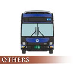 OT3046 1/150 Port Loop Articulated Bus