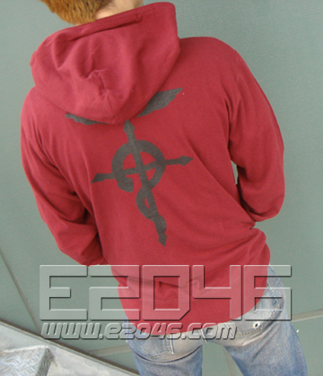 Fullmetal Alchemist Jacket M