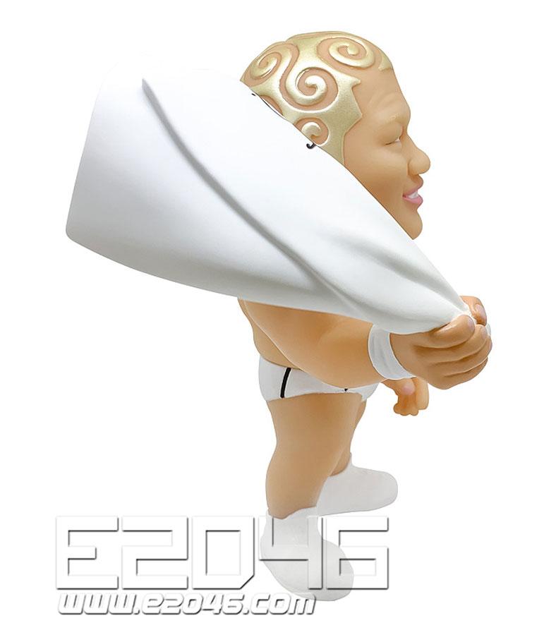 Minoru Suzuki White Costume Version (PVC)