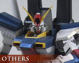 OT3189 1/60 MSZ-010 ZZ Gundam