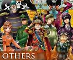 OT0984  One Piece 2012 Poster Calendar