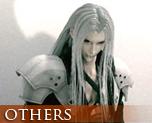 OT0921  Final Fantasy VII AC Wall Scroll Sephiroth