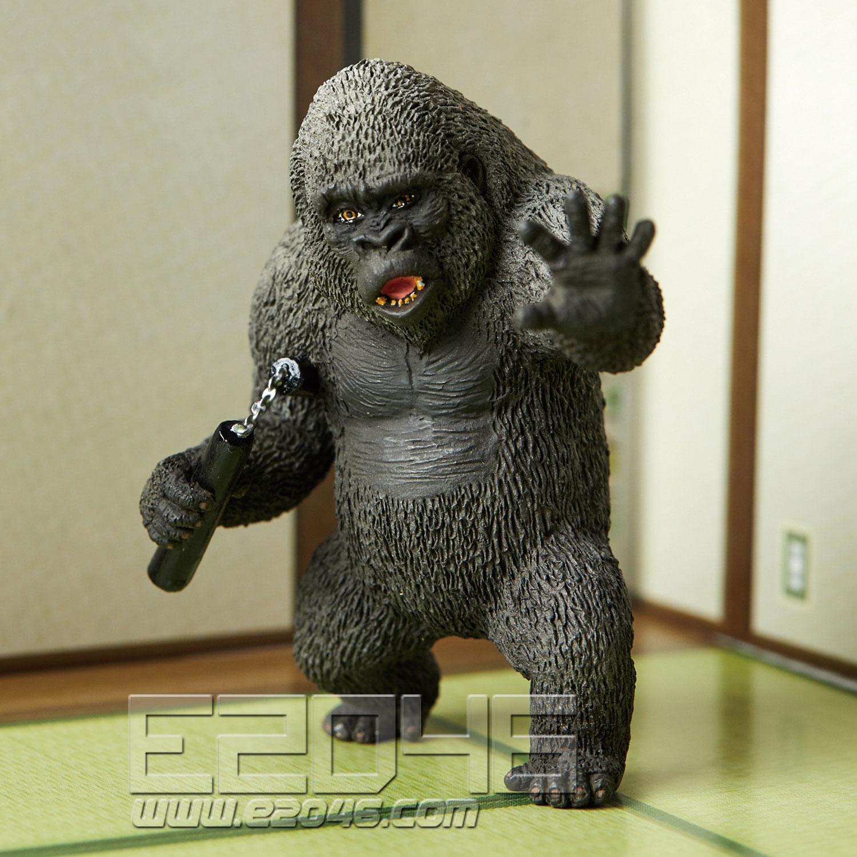 ANIMAL LIFE Kung Fu Fighting