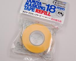 AC1781  Tamiya Masking Tape 18 mm Refill