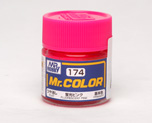 AC1199  Mr. Color C-174 Fluorescent Pink