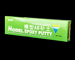 AC2464  Quick Type Model Epoxy Putty (Blue)