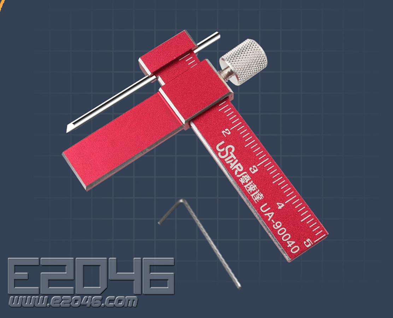 Model Isometric Line Engraver