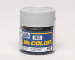 AC1076  Mr. Color C-90 Shine Silver
