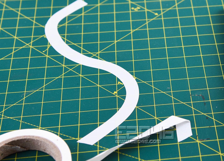 Masking Tape for Curves 10mm