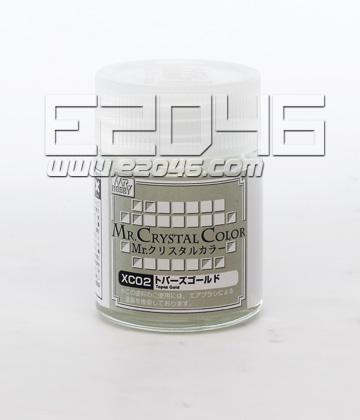 Mr. Crystal Color Topaz Gold XC02