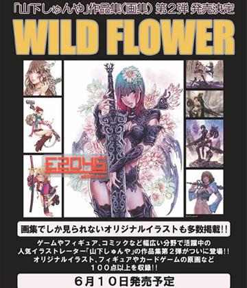 Wild Flower: The Art of Shunya Yamashita II