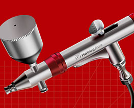 AC2438  Double-Action HM-360 Air Brush 0.3mm